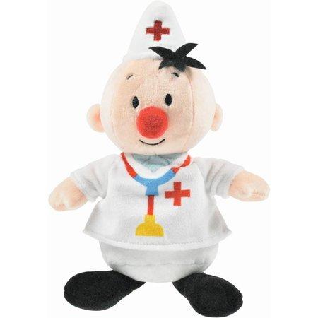 Bumba Bumba Pluche knuffel - Dokter 20 cm