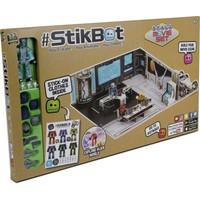 Stikbot Movie Set Space