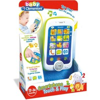 Smartphone touch en play baby Clementoni