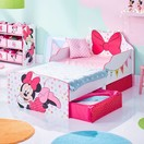 Minnie Mouse Bed Peuter Minnie Mouse 142x77x63 cm