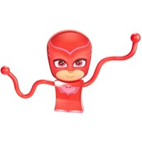 Zak- en nachtlamp PJ Masks GoGlow flexible rood