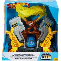 Power Plant Blast speelset Hotwheels