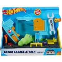 Gator Garage speelset Hotwheels