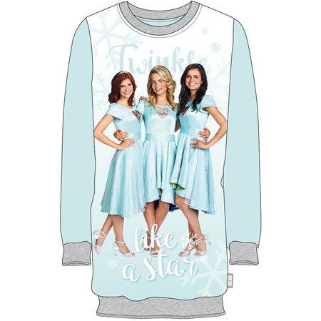 K3 K3 Bigshirt - Snowflakes