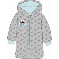 K3 Fleece trui - Snowflakes