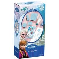 Stempelset mini Frozen ToTum: sneeuwkoningin