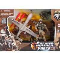 Rapid Action met Drone Soldier Force VIII