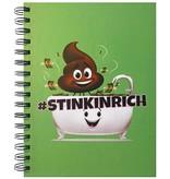 Emoji Notitieboek Emoji 21x14 cm
