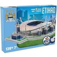 Puzzel Manchester City Etihad Stadium 139 stukjes
