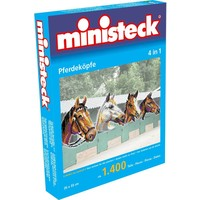 Paard Ministeck 4-in-1 1400-delig