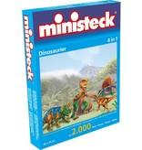 Ministeck Dino´s Ministeck 4-in-1 2000-delig