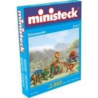 Dino´s Ministeck 4-in-1 2000-delig