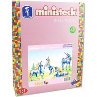 Eenhoorn Ministeck 4-in-1 1200-delig