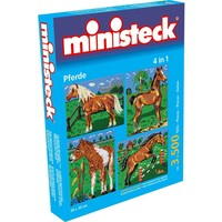 Paarden Ministeck 4-in-1 3500-delig