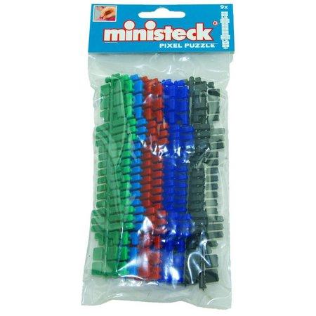 Ministeck Kleurstrip Ministeck set van 9