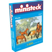 Paarden Ministeck 4-in-1 1600-delig