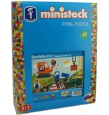 Ministeck Bouwplaats Ministeck XL 4-in-1 1200-delig