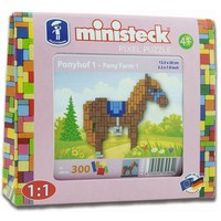 Pony Ministeck 300-delig