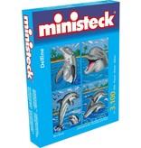 Ministeck Dolfijn Ministeck 4-in-1 3100-delig