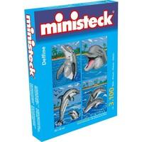Dolfijn Ministeck 4-in-1 3100-delig