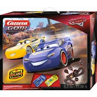 Radiator Springs Cars 3 Carrera GO