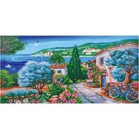 La Provence Diamond Dotz: 100x50 cm