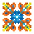 Diamond Dotz Autumn Mandala 2 Diamond Dotz: 7x7 cm