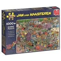 Puzzel JvH: De Bloemencorso 1000 stukjes