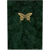 Bulletjournal butterfly A5