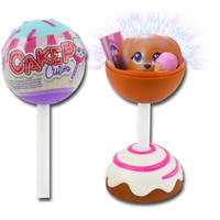Cakepop Cuties lollipop met squishy