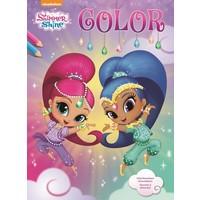 Kleurboek Shimmer & Shine color