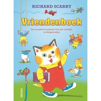 Vriendenboek Richard Scarry