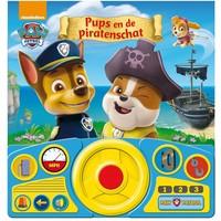 Boek Paw Patrol Pups en de piratenschat