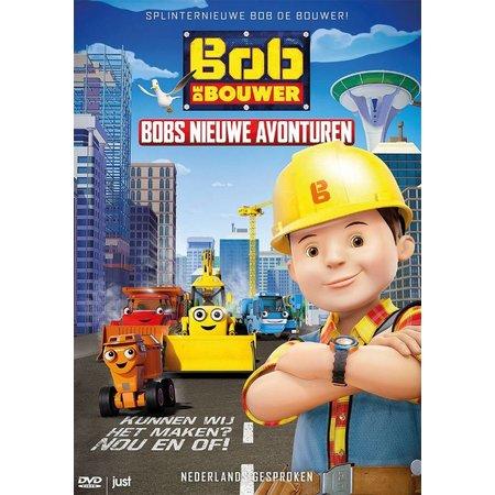Bob de Bouwer Dvd Bob de Bouwer 3d Bobs nieuwe avonturen