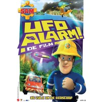 Dvd Brandweerman Sam UFO Alarm
