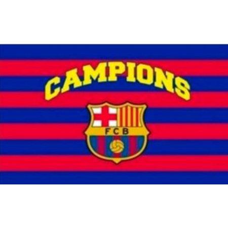 Barcelona FC Vlag barcelona groot 100x150 cm Campions