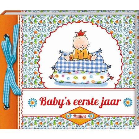 Pauline Oud Boek Baby eerste jaar Pauline Oud