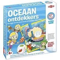 Story Game Oceaan Ontdekkers
