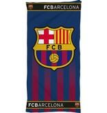 Barcelona FC Badlaken barcelona stripes 70x140 cm