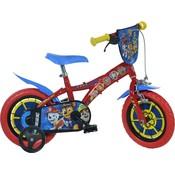 Kinderfiets Dino Bikes Paw Patrol 12 inch