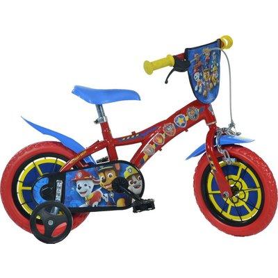 Paw Patrol Kinderfiets Dino Bikes Paw Patrol 12 inch
