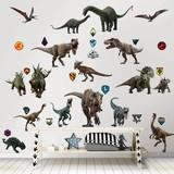 Muursticker Jurassic World Walltastic 88 stickers