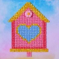 Home Sweet Home Diamond Dotz: 10x10 cm
