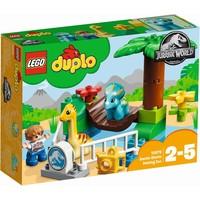 Kinderboerderij met vriendelijke reuzen Lego Duplo