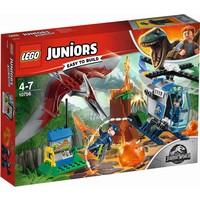 Ontsnappen aan de Pteranodon Lego