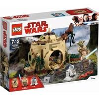 Yoda`s hut Lego