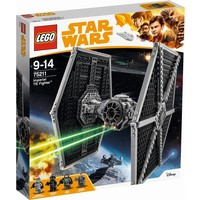 Imperial TIE Fighter Lego