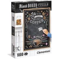 Blackboard puzzel Koffie 1000 stukjes
