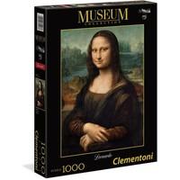 Puzzel Leonardo Gioconda 1000 stukjes