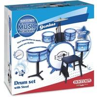 Drumstel Bontempi Genius incl. kruk 6-delig